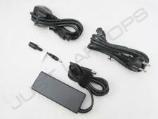 New Genuine HP Compaq 6715b 6715s 6730b SMART AC Adapter Power Charger + Dongle
