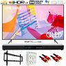 """Samsung QN85Q60TA 85"""" Q60T QLED 4K UHD Smart TV (2020) with Deco Gear Soundbar B"""