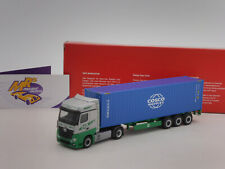 "Herpa 311427 # Mercedes-Benz Actros Bigspace Container-SZ "" EKB Kiserling "" 1:87"