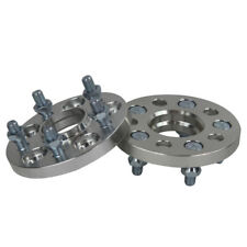 2 pcs Wheel Spacers Adapters 15mm 5x100 12x1.25 Cb=56.1mm 5 Lugs Hub