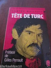 Günter Wallraff: tête de turc/ Le Livre de Poche