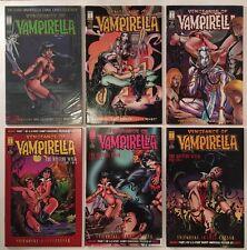 Vengeance of Vampirella #11-19 VF
