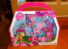 My Little Pony G4 - 2010 Release - Friendship is Magic Gift Set - New, VHTF!