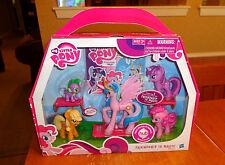 My Little Pony G4 - 2010 Release - Friendship is Magic Gift Set - New, VHTF!