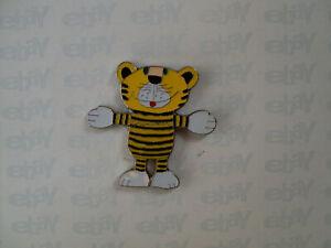 Tiger - Pin.    Starker Pin dieser Comic Figur.
