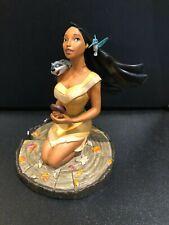 WDCC Walt Disney Classics Pocahontas Pre Production Figurine with Box and COA