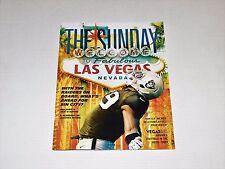 The Sunday Magazine Raiders Football 'The New Raider Nation' Las Vegas Issue