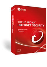 Trend Micro Internet Security Antivirus 2019 Latest | 2 Year | 1 Device