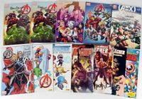 AVENGERS - signiert - zT Variants - Marvel Now! Panini - zur Auswahl