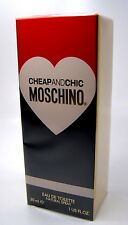 Moschino Cheap and Chic Women Eau de Toilette Spray 30 ml * Neu / Ovp, in Folie