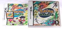 Spiel: POKEMON RANGER für Nintendo DS + Lite + Dsi + XL + 3DS 2DS