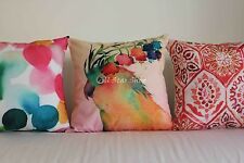 Rose Living Room Decorative Cushion Covers