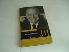 Die Zeit Klassik-Edition:Sir Yehudi Menuhin 01, CD + Buch