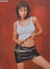 ALYSSA MILANO - A2 Poster (XL - 42 x 55 cm) - Charmed Clippings Fan Sammlung NEU