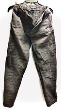 Patagonia Venga Rock Pants Grey Black Print Men's Mountain Clothing Size 28
