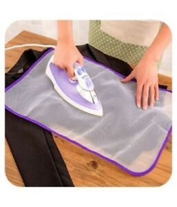 Protective Press Mesh Ironing Cloth Guard Protect  Useful Garment Assorted Color