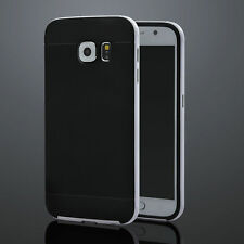 Rigid Plastic Mobile Phone Bumpers for Samsung Galaxy S6