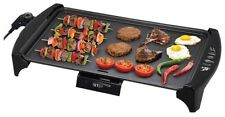 Grill Elektrogrill Tischgrill elektrischer Grill BBQ Grill 1800 Watt Pfanne NEU