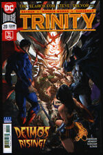 Trinity Rebirth #20 Guillem March Cover Comic