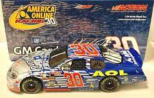 Steve Park 2003 Action 1/24 #30 AOL GM Card RCR NASCAR Chevrolet Monte Carlo NEW