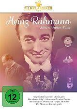 LOWITZ, MOSER, RÜHMANN - HEINZ RÜHMANN-SEINE SCHÖNSTEN FILME  6 DVD NEU