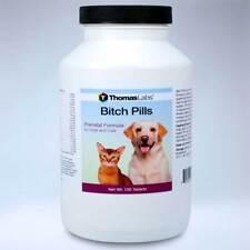 Thomas Labs Bitch Pills Dog & Cat Prenatal Breeding Reproductive Health 120CT