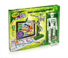 NEW Crayola Color Alive Easy Animation Studio