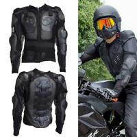 Motorcycle MX Riding Gear Full Body Armor Jacket Spine Chest Shoulder Protection
