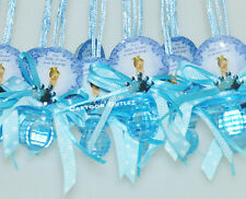 12 PC Pacifier BABY SHOWER PARTY FAVORS NECKLACE Prince WITH CROWN Blue Boy deco