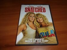 Snatched (DVD 2017 Widescreen)