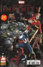 Infinity mensuel n°1/6 couverture 2/3 (Adams) Comme Neuf mars 2014