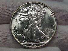GEM BU 1943 Walking LIBERTY Half Dollar - White.  #5