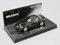 Minichamps 1:43 BRABUS 600 IAA AUF BASIS MERCEDES-BENZ AMG GT S  2015 BLACK
