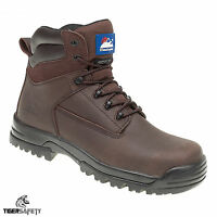 Himalayan 5203 S3 Brown Composite Toe Cap Metal Free Waterproof Safety Boots
