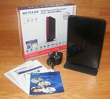 NETGEAR (N600) Wireless Dual Band Gigabit Router - Premium Edition - WNDR3800