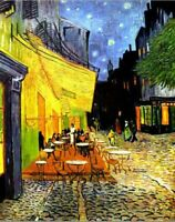 Quality Jigsaw Puzzles 1000 Pieces Van Gogh Cafe Terrace At Night  Kids Toy