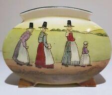 Welsh Women vase