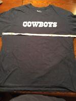 Nike Dallas Cowboys Sideline T Shirt