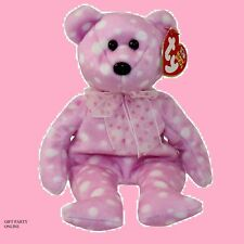 TY Beanie Baby - FIZZ the Bear   Plush stuffed collectible toy