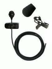 Sennheiser ME-4 Cardioid Condenser Clip-On  Lavalier Microphone - Basically New