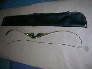 """BEAR Glass Powered KODIAK MAGNUM Recurve Bow RH AMO 52"""", 45 Pounds KU83737"""