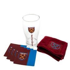 West Ham United FC Official Football Gift Mini Bar Set