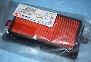 1 filtre à air d'origine KYMCO AGILITY CITY 50 4T réf.1723C-LAB4-900 neuf