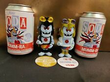 Funko Vinyl Soda Mumm-Ra Standard & Gold Cape CHASE - In-Hand Ships Immediately