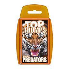 Top Trumps - Predators Card Game
