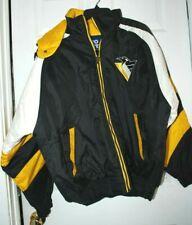 Pittsburgh Penguins NHL Pro Player Jacket Men's Size L NWOT NO TAGS