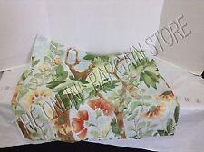 Pottery Barn Pb Romana Bed Pillow Sham Euro Square Song Birds Fruit Trees