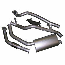 DTS 3 Inch 76MM Exhaust FOR Toyota Landcruiser 79 Series Turbo 4.2 (HDJ79-EXH)