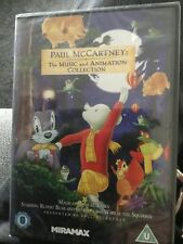 Paul McCartney - The Animation Collection (DVD, 2011)