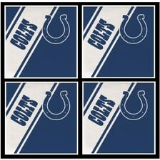 40 Indianapolis Colts Party Supplies - 40 Paper Napkins